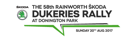 Welcome to the 2016 Dukeries Rally
