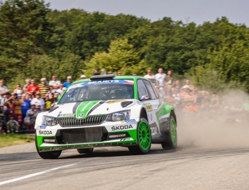RAINWORTH SKODA to sponsor the 2018 Dukeries Rally…!